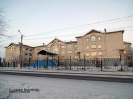 Средняя Общеобразовательная школа № 1 П. Г. Т. Забайкальск